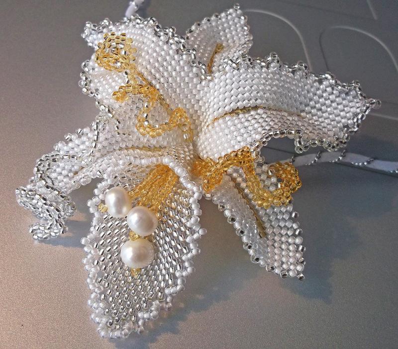 косым мозаичным плетением