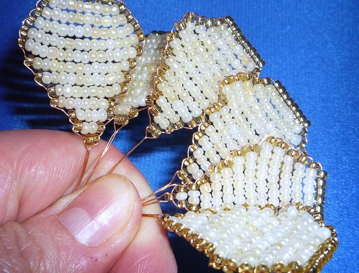 Схема плетения роз и фото