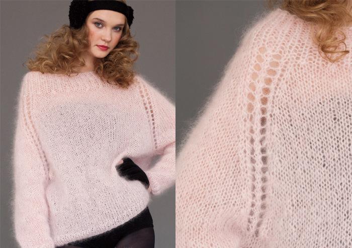 Пуловеры свитера джемпера спицами и крючком модели со
