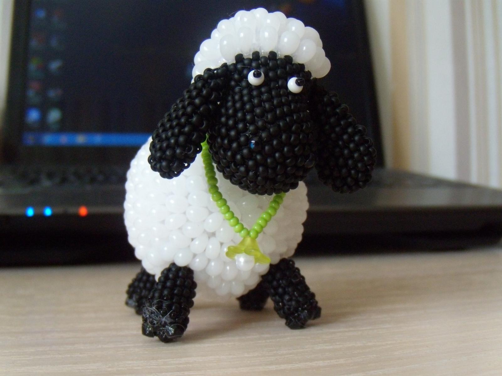 выкройка овечки схема