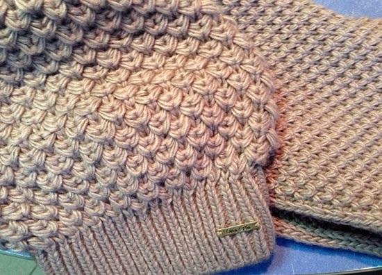 Схема вязания узора ажурные листья фото 80